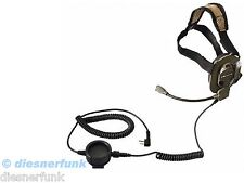 Bow-M Evo K Tactical Military Paint Headset N-Norm Alan Midland G5XT G6 G7 G8 G9