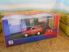 1:43 IXO  MODEL OF LADA NIVA WITH ROOF TENT 1981 IN RED - LESS THAN HALF P-  NIB