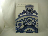 Cobalt Treasures Bell Collection Chinese Blue White Porcelain China Ceramic Art