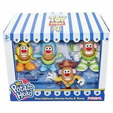 DAMAGED BOX - Disney Toy Story 4 Mr Potato Head Mini Figures 4 Action Figure Set