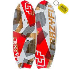 2015 CrazyFly Skim 135 x 48 Kite Skimboard Kite Board Kiteboarding New