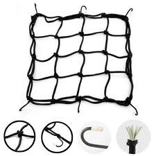 2 Pcs Motorcycle Bike Cargo Net for Motorcycle Helmet / Luggage Storage Net
