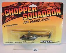 ERTL Chopper Squadron Nr. 1085 Air Ambulance OVP #374