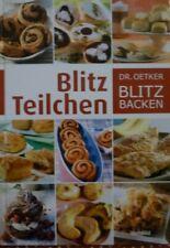 Dr.Oetker Backbuch Blitzbacken , Blitzteilchen
