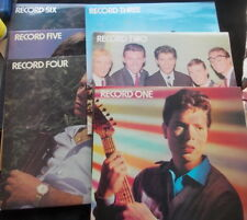 THE CLIFF RICHARD STORY 6 LP Set Records Only No Box