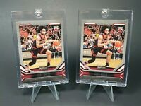 2x Panini Chronicles Coby White ROOKIE Card Lot - Bulls RC - Invest📈 - W/ CASES