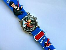 Great Kids 3D  HARRY POTTER   Silicon // Jelly Watch Blue  Strap