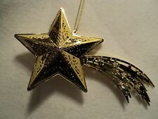 "Fontanini ""Lited Star Ornament"" For 5"" Nativity ~ NEW ~ MIP"