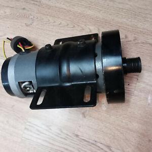 Heavy duty  Electric Motor Permanent Magnet Generator Wind Turbine DIY project