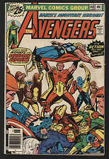 Avengers #148 - Hellcat and Squadron Supreme Vg- (Raw)