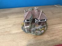 LILLIPUT LANE COTTAGE WEALDEN HOUSE MINIATURE MASTERPIECE NO BOX OR DEEDS (78)