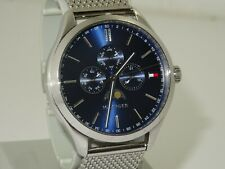 Tommy Hilfiger Oliver moon phase watch 1791302