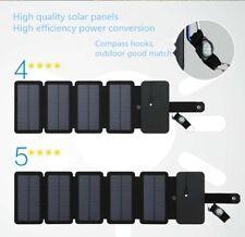 7.5W 5 Folding Solar Charging Power Panel For Mobile Phone Portable ET075