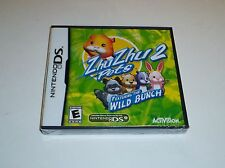 ZhuZhu Pets 2: Featuring the Wild  Bunch Nintendo DS,   NEW SEALED