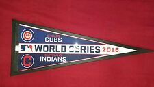 2016 world series Chicago cubs frame pennant
