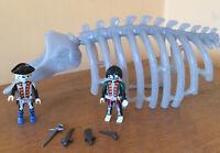 Playmobil 4803 Ghost Whale Skeleton Pirates Set - Spares Or Repair
