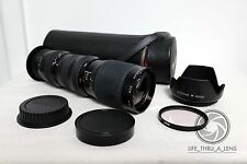 Canon EOS EF DSLR DIGITAL fit 210mm 420mm ZOOM lens for 500D 550D 600D 700D etc