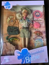 ** NIB BARBIE DOLL 1996 PALEONTOLOGIST THE CAREER COLLECTION 17240