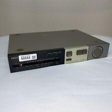 Vintage AKAI AT-M11L FM/AM Stereo Tuner MIDI System Hi-FI Separate Working M044
