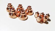 5 Pcs Plasma 220671 Nozzle + 5 Pcs 220674 Shield Fits Powermax 45 After Market