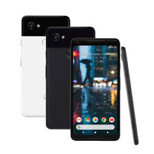 "6"" Google Pixel 2 XL 64GB GSM 4G LTE Unlocked Smartphone BLACK WHITE"