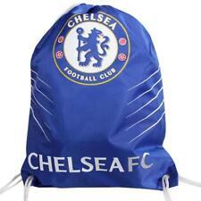 CHELSEA FC SPIKE DESIGN GYM BAG - OFFICIAL GIFT