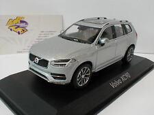 """Norev 870053 - Volvo XC90 Baujahr 2015 in """" silber-metallic """" 1:43 NEU"""