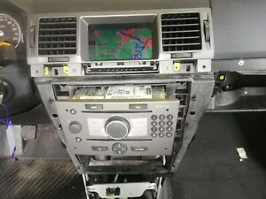 Opel Vectra C Navigation 383555646 + Display 24461297 + Navi CD + Code  Handbuch