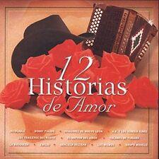 14 Historias De Amor : 14 Historias de Amor CD