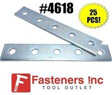 (#4618) P1941 B342 5 Hole Flat Splice Plate Bracket for Unistrut Channel 25/Box
