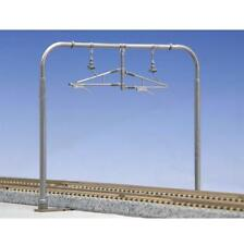 Kato 23-062 Caténaire Voie Double Large / Catenary Double Track Wide Arch 10pcs