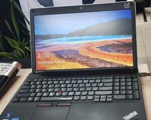 "Lenovo Thinkpad E530 Laptop 15.6"" i7-3632QM@2.20GHz 8GBRAM 1TB HDD Win10 Pro"