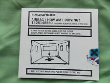 Airbag/How Am I Driving? [EP] [Limited] by Radiohead (CD, Mar-2007, Capitol)