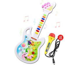 Electric Guitar Kids Musical Instruments Educational Toy Children Toy Music Gift
