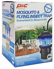 NEW PIC E-TRAP ELECTRIC FLYING INSECT MOQUITO PEST TRAP KILLER SALE 4303012