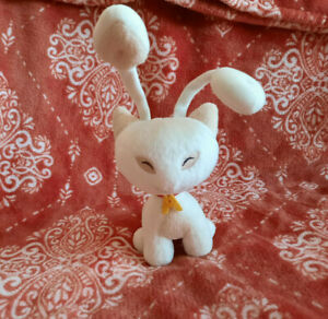 Neopets 2002 Plush - White Aisha (No Tags)