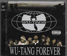 2 CD ALBUM 27 TITRES--WU-TANG CLAN--WU-TANG FOREVER--1997