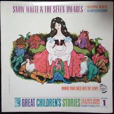 GREAT CHILDREN'S SORIES VINYL LP U.S. PRESSING