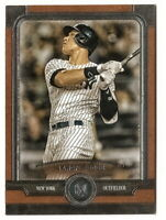 2019 TOPPS MUSEUM COLLECTION AARON JUDGE COPPER PARALLEL CARD (YANKEES)