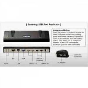 Samsung docking station with Video AA-RD0NREP/E