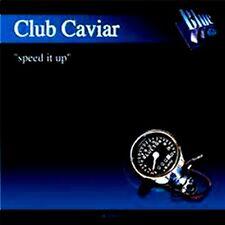 "12"" - Club Caviar - Speed It Up (TECHNO HOUSE) HOLLAND EDIT. 2003 MINT, LISTEN"