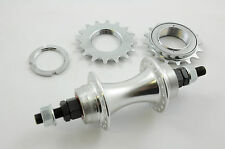 FLIP FLOP REAR HUB,SEALED BEARINGS WITH SPROCKETS BUILD OWN WHEEL FIXIE