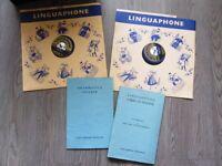 Corso di lingua inglese con 16 dischi in vinile