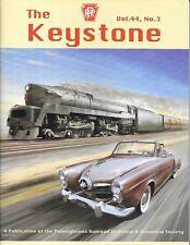 Keystone PRR V44 N3 2011 Pittsburgh OC Bridge Red Sox Wreck Sunnyside Yard Rail