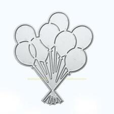 #QZO Cutting Die Decor Carbon Steel Balloon Craft Embossing