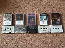 Frank Marino / Mahogany Rush - 5 cassette tapes - Like New