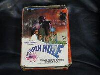 1979 Black Hole Card BOX