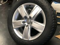 "4X NEW GENUINE 18"" TRANSPORTER  2019 