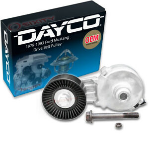 Dayco Drive Belt Tensioner Assembly for 1979-1993 Ford Mustang 4.2L 5.0L V8 od