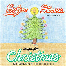 SUFJAN STEVENS - SONGS FOR CHRISTMAS - CD - Sealed